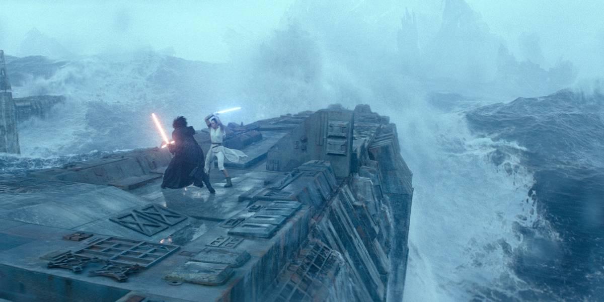 """""""Star Wars: Rise of the Skywalker"""" lidera la taquilla en el inicio de 2020"""