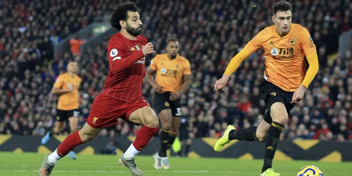 Liverpool vence a Wolverhampton con nueva polémica del videoarbitraje