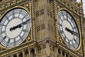 El emblemático reloj Big Ben anunciará la llegada del 2020