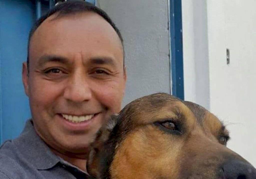 Capitán Byron Miguel Lima Oliva cumplía una pena de prisión por el caso Gerardi. Foto: Familia Lima Oliva