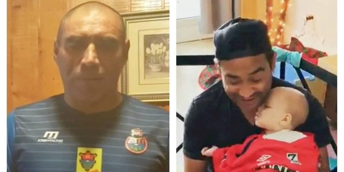 """VIDEO. Carlos """"el pescadito"""" Ruiz y Juan Carlos Plata mandan su apoyo a Municipal"""
