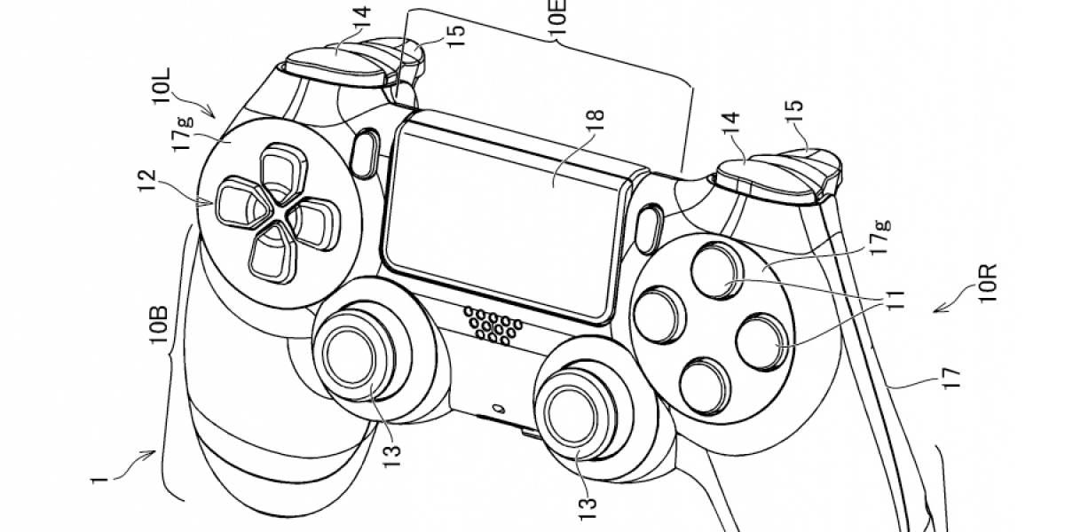 Tal vez este es el mando de la PlayStation 5