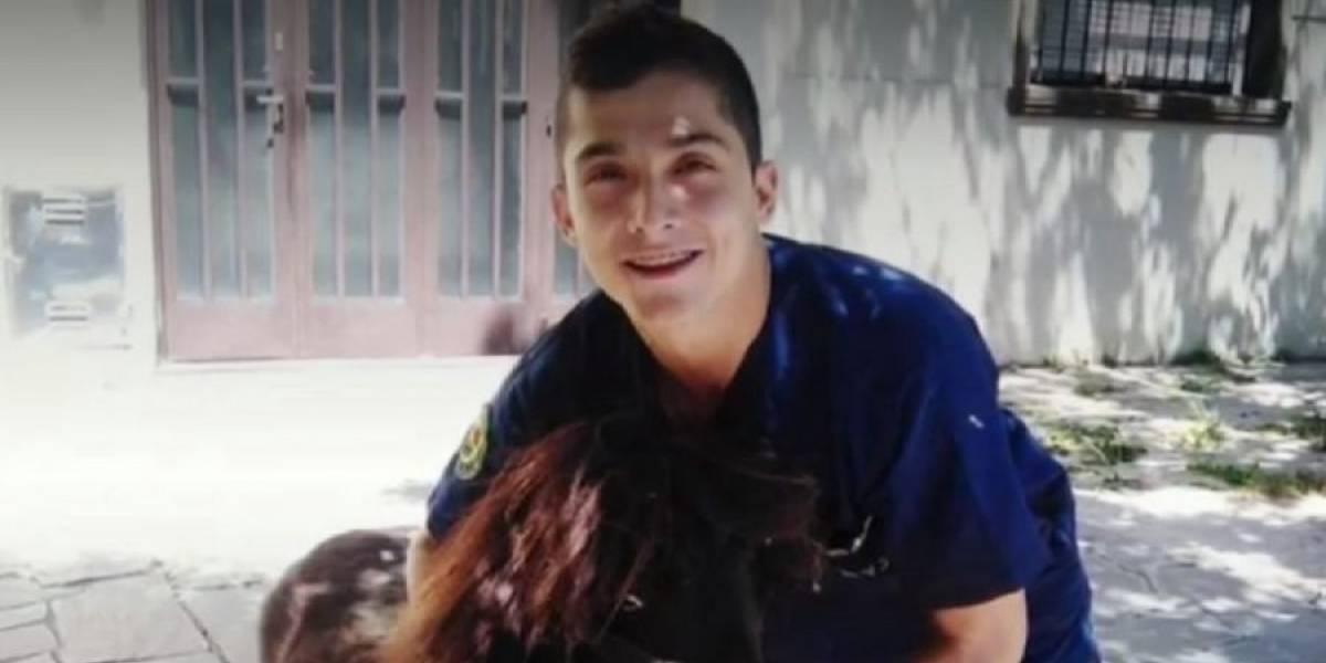 Colombiano en Argentina fue detenido y terminó en cuidados intensivos