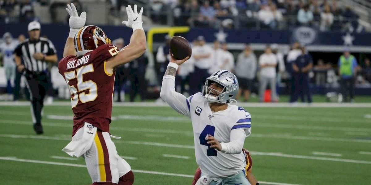 Cowboys y Pittsburgh quedan fuera de los Playoffs de la NFL