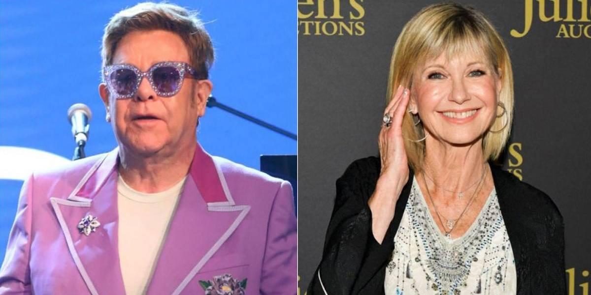 Governo do Reino Unido divulga endereços de Elton John e Olivia Newton-John por engano