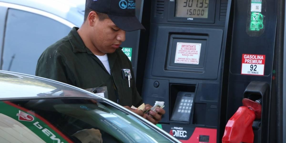 Gasolina no baja de precio; se dispara hasta 13% en 2019
