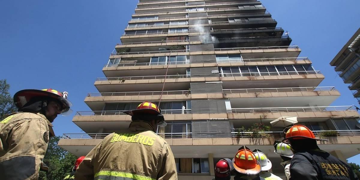 La app que entrega a los bomberos los datos clave de un edificio para enfrentar una emergencia