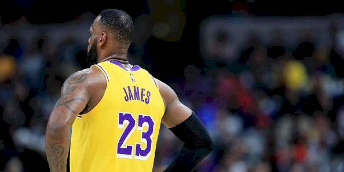 LeBron James es el Deportista de la Década, según AP