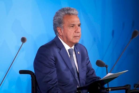 Lenín Moreno, presidente del Ecuador Getty Images