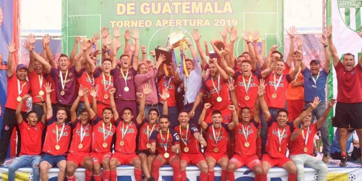 OFICIAL. Estos son los clubes que representarán a Guatemala en Concacaf