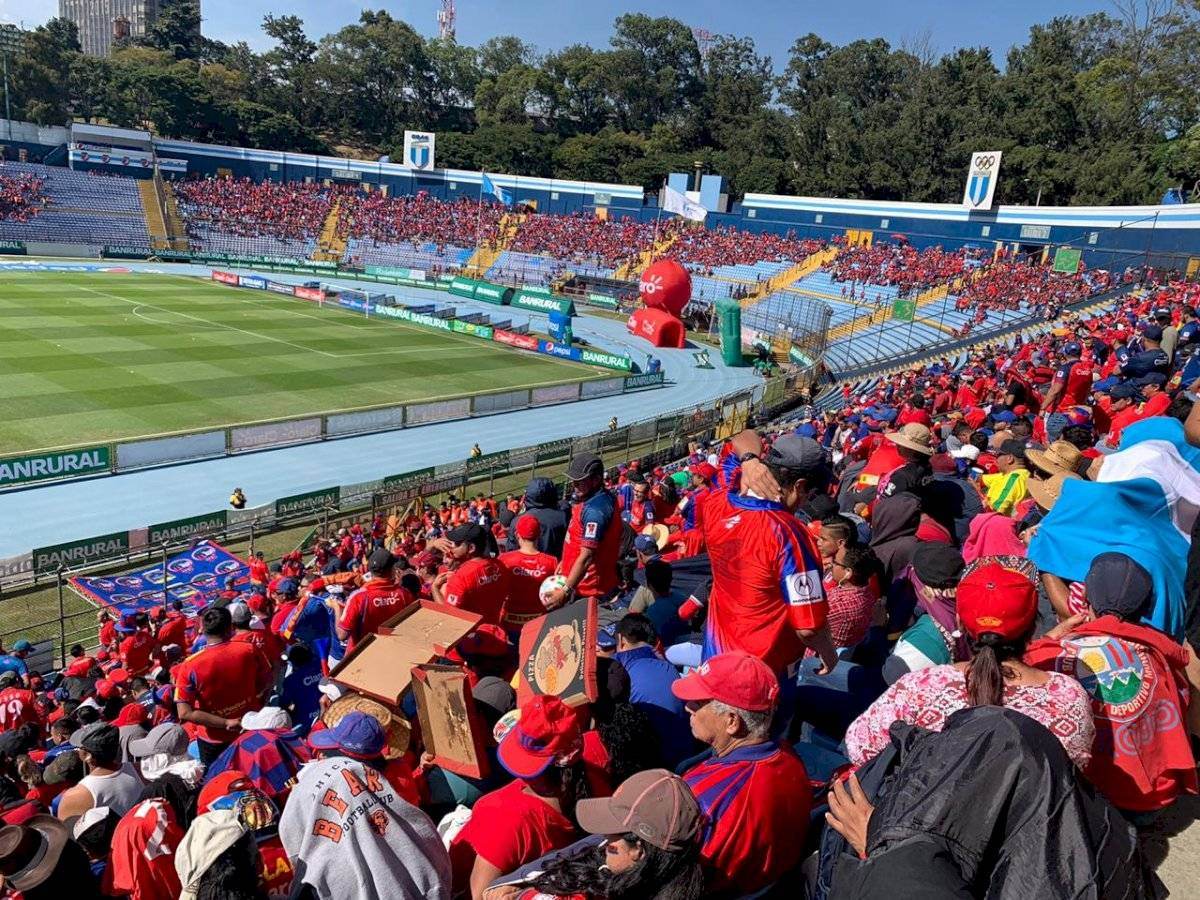 Resultado Municipal vs Antigua GFC por la final del Apertura 2019
