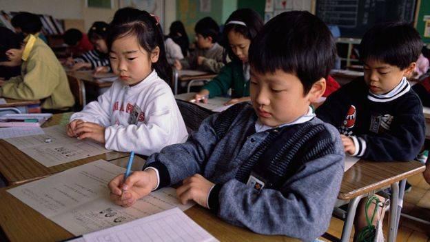 Salud Escuela Japón