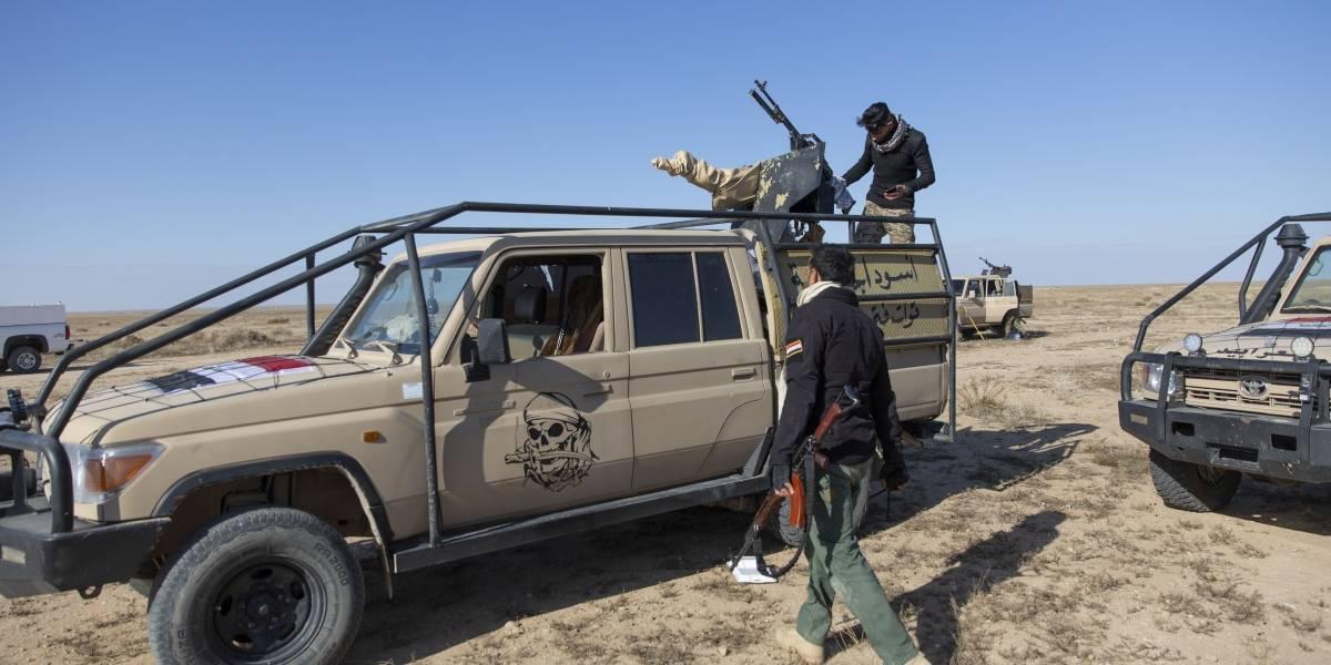 Milicia proiraní promete vengar ataques de Estados Unidos