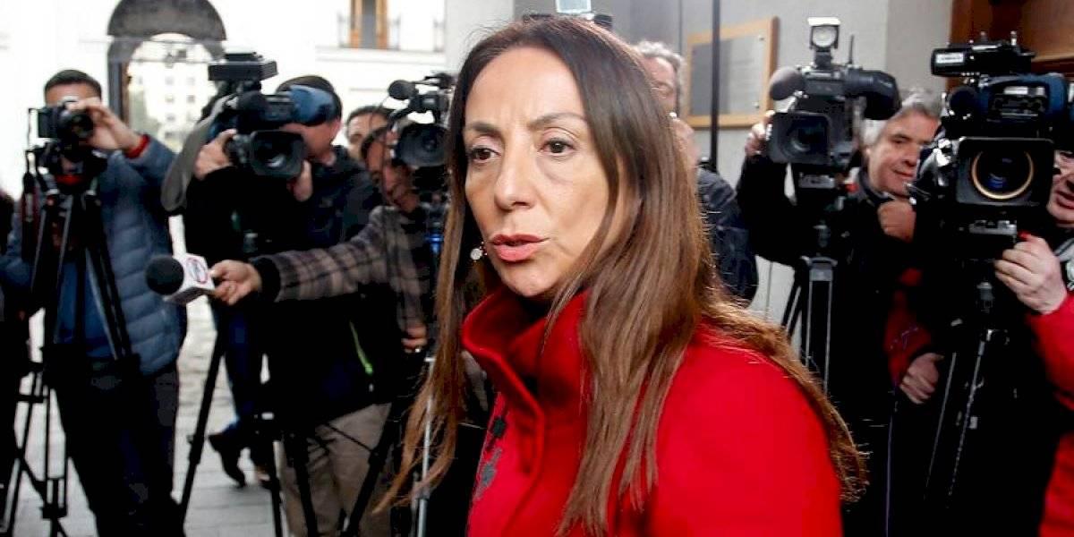 Acusan ilegalidad en el nombramiento de Cecilia Pérez como presidenta de la Corporación Santiago 2023