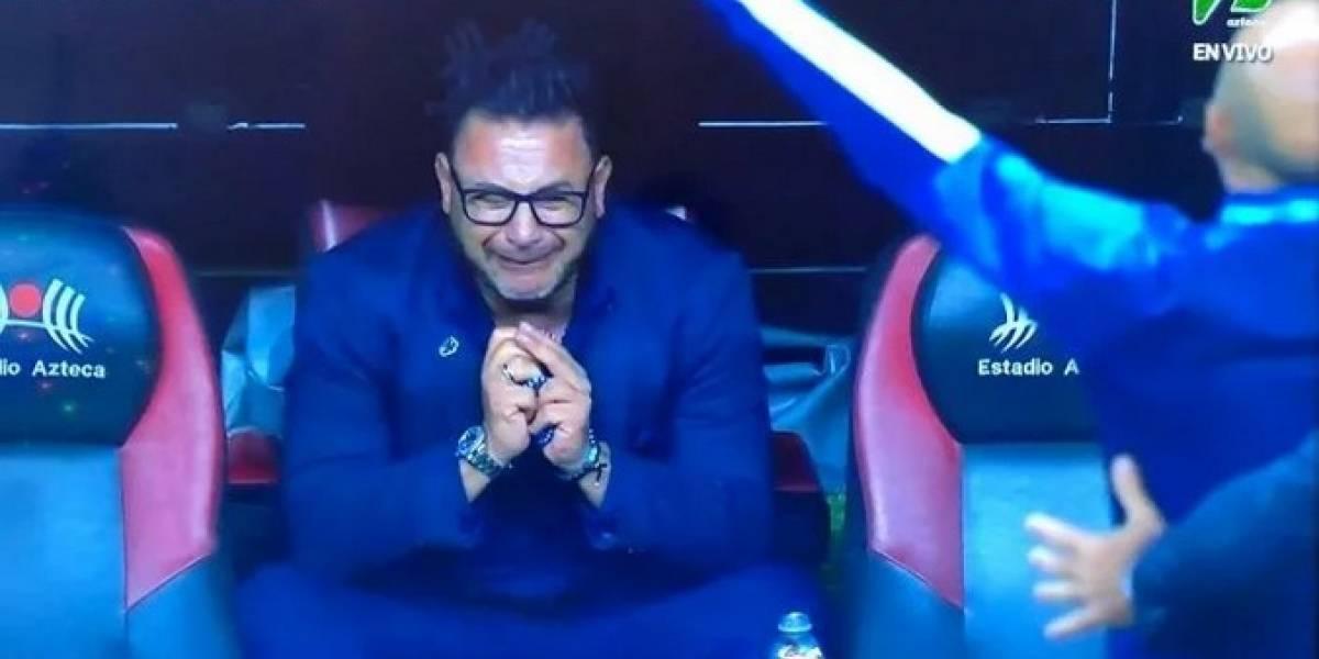 El emotivo llanto del Turco Mohamed tras consagrarse campeón en México y cumplirle la segunda promesa a su hijo fallecido