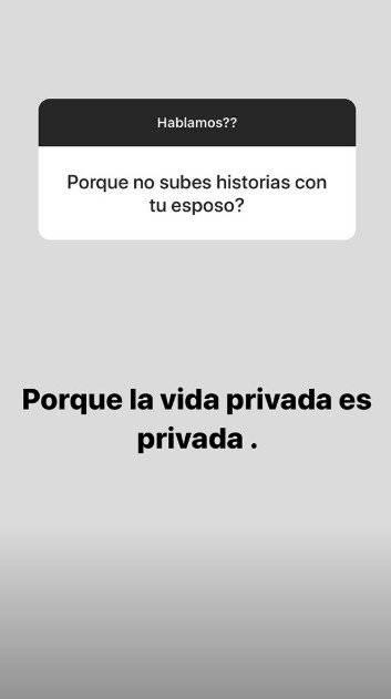 Captura de pantalla Instagram