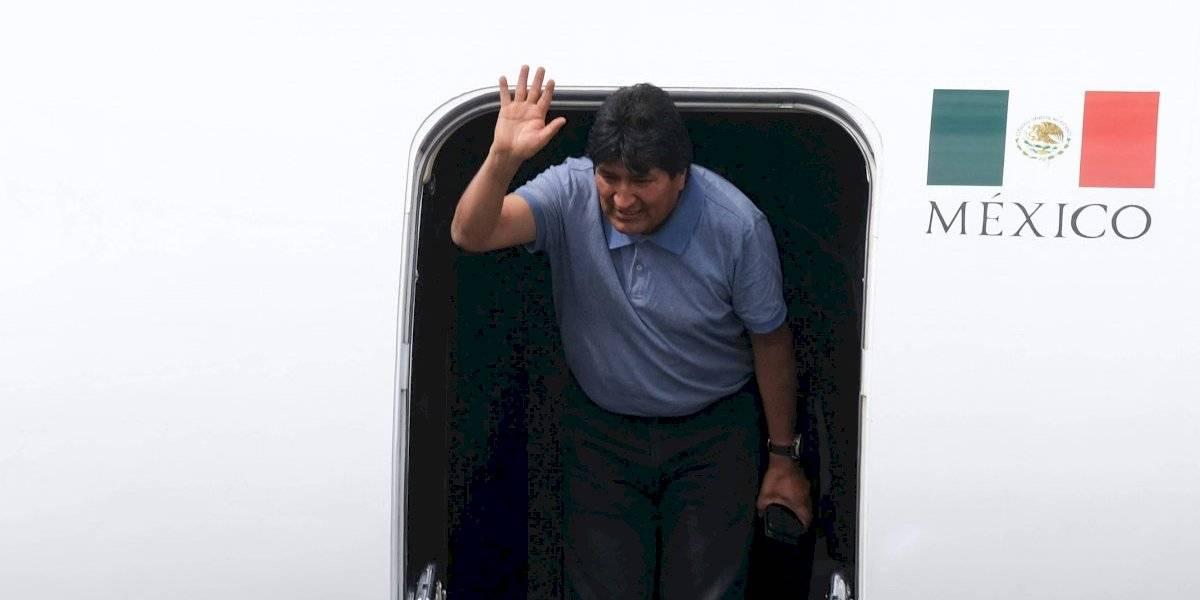 Por traslado de Evo Morales, México gastó casi dos mdp