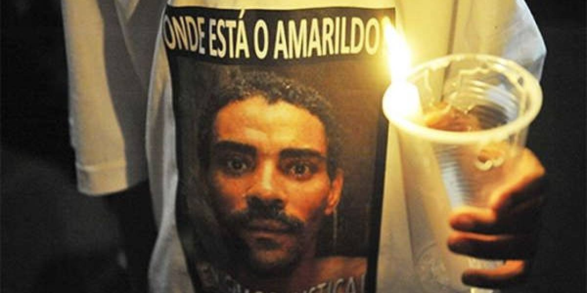 Major que torturou e matou Amarildo ganha liberdade após prisão domiciliar
