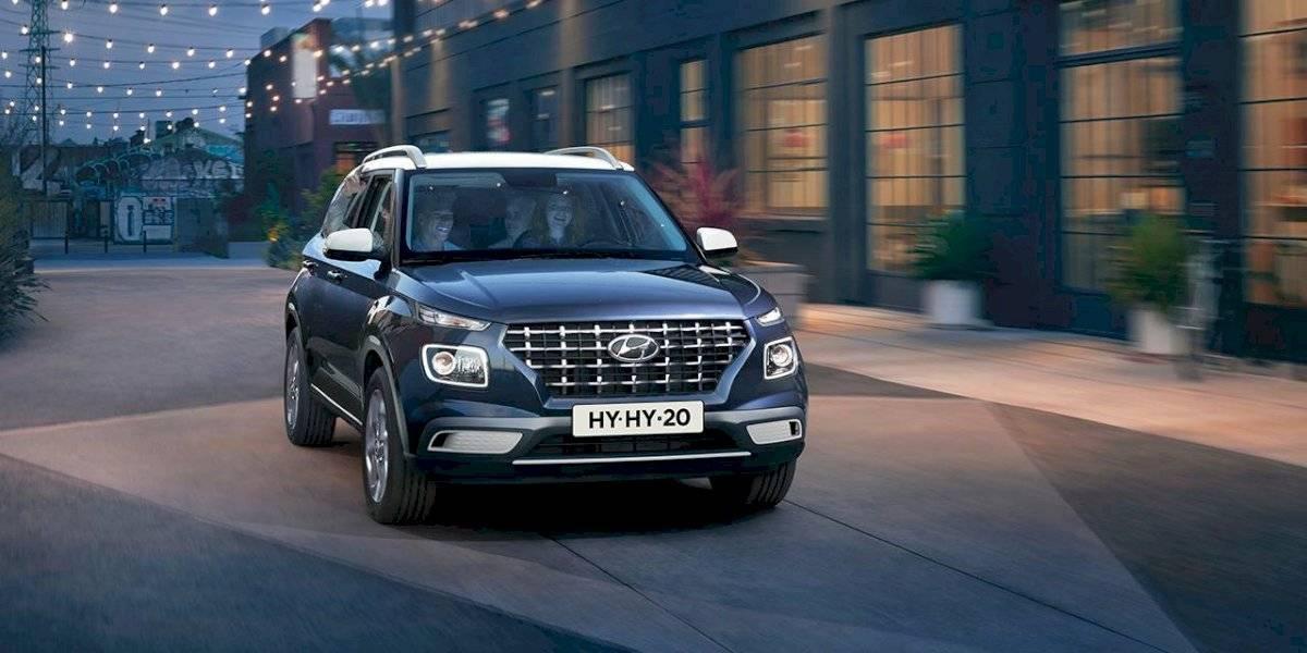 Hyundai Venue 2020: el nuevo SUV de estilo moderno, único y tamaño ideal