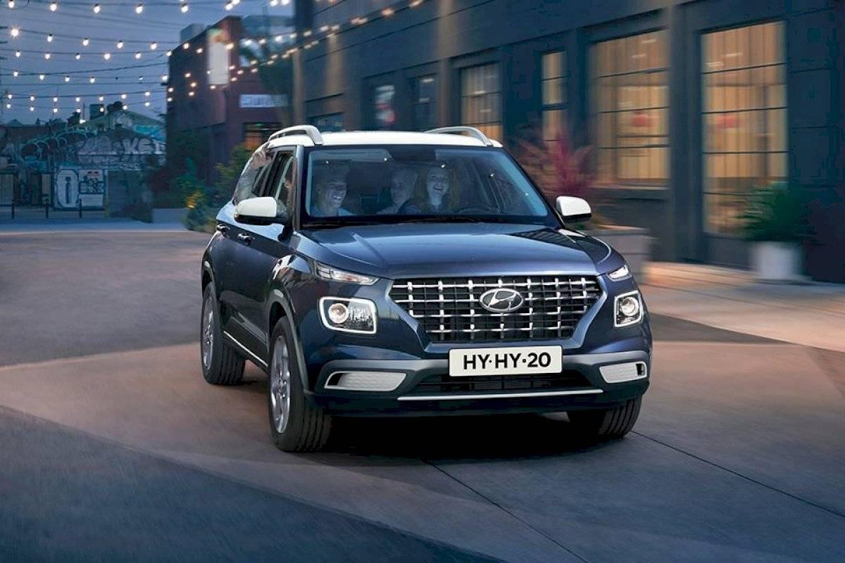Hyundai Venue 2020 El Nuevo Suv De Estilo Moderno Unico Y Tamano Ideal Publimetro Chile