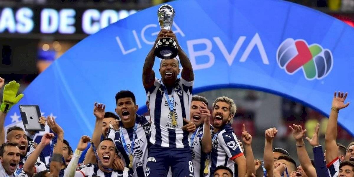 ¡Rayados campeón del futbol mexicano!