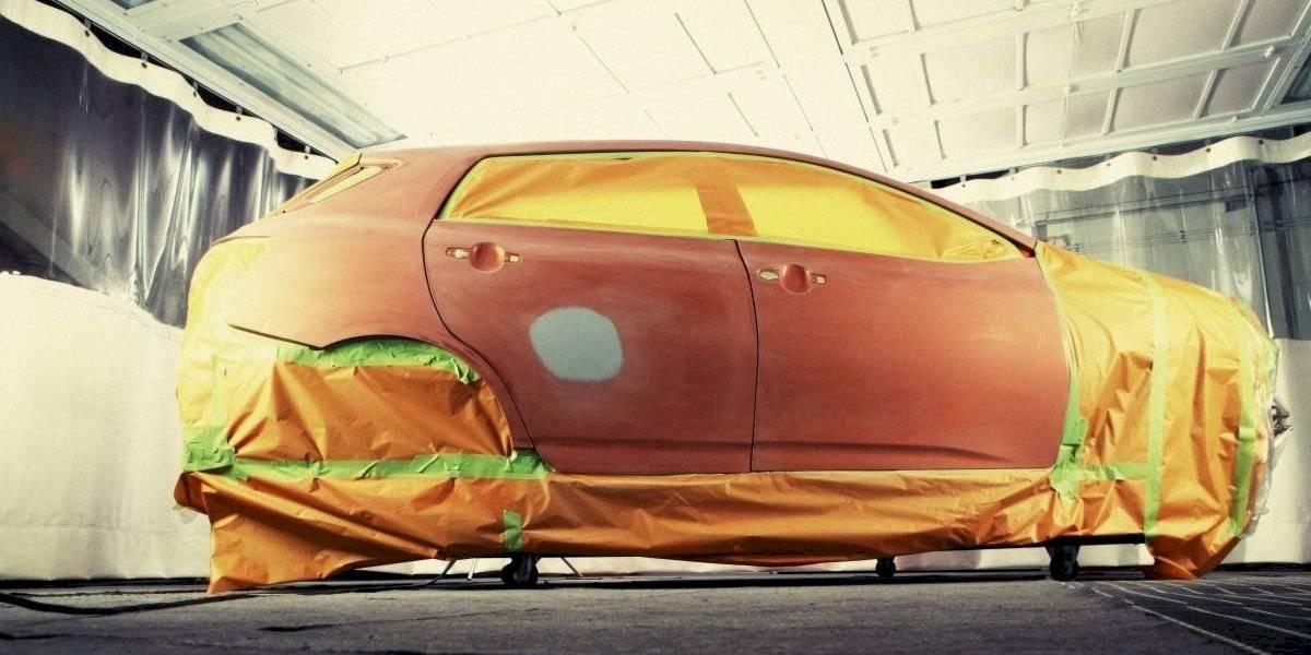 Así se puede cuidar la pintura del auto en días de calor