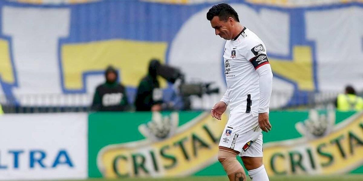 """Esteban Paredes y el 9 que busca Colo Colo: """"Lo necesitamos de manera urgente"""""""