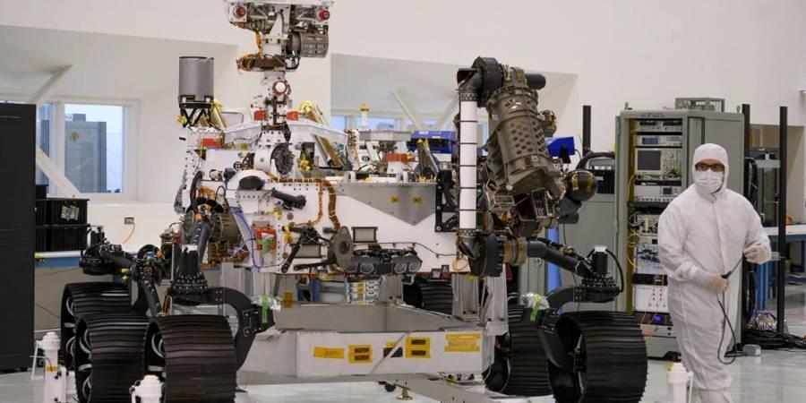 NASA mandará vehículo de exploración a Marte para estudiar aliens