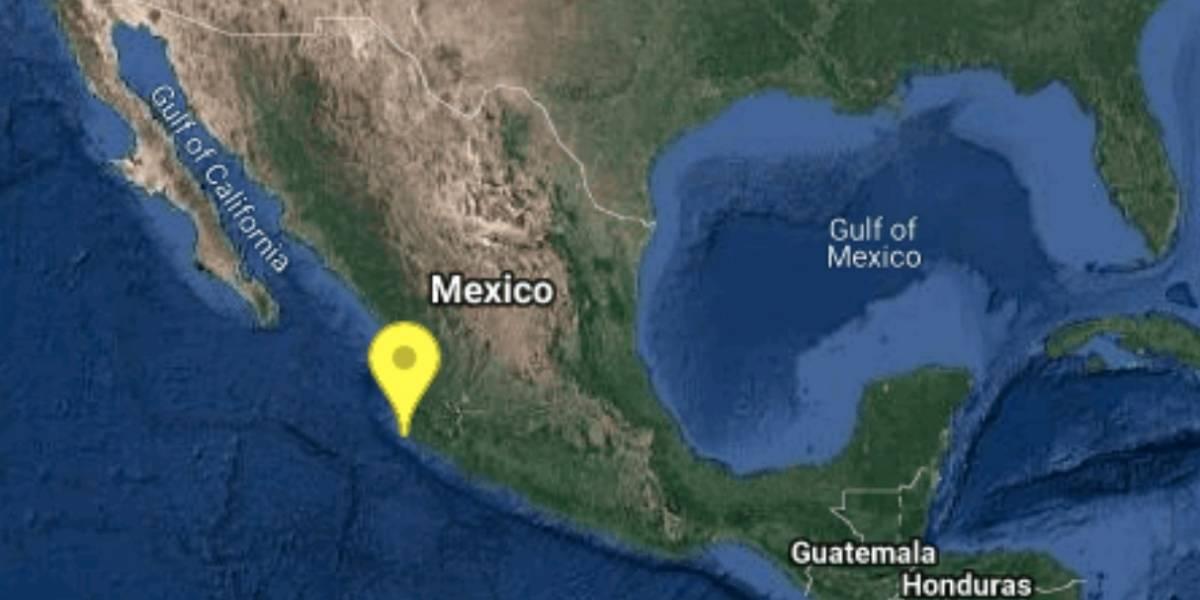 Se registran dos sismos, de 4.8 y 5.2, en Jalisco