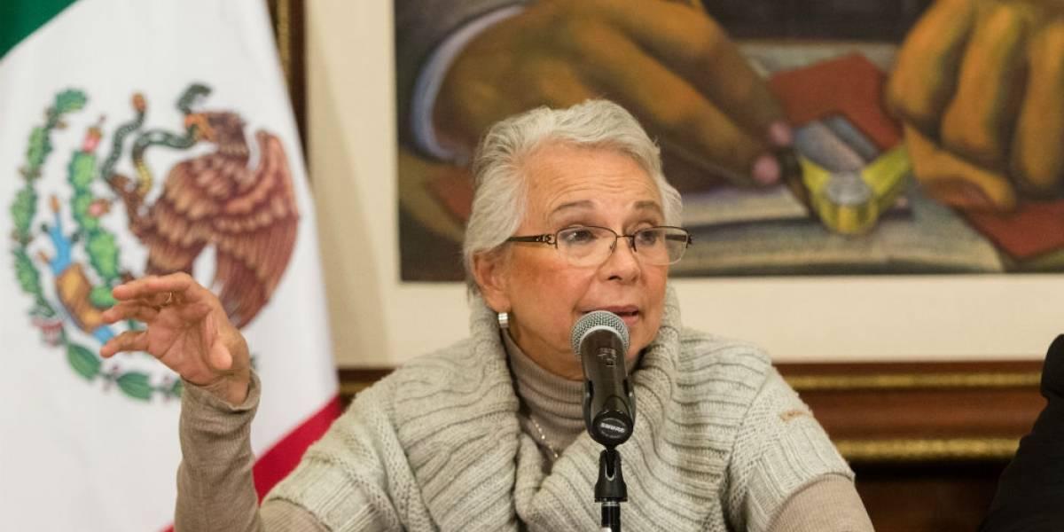 México no romperá relaciones diplomáticas con Bolivia: Sánchez Cordero