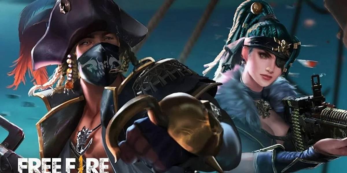 Free Fire: Te decimos donde encontrar el tesoro pirata del día 30