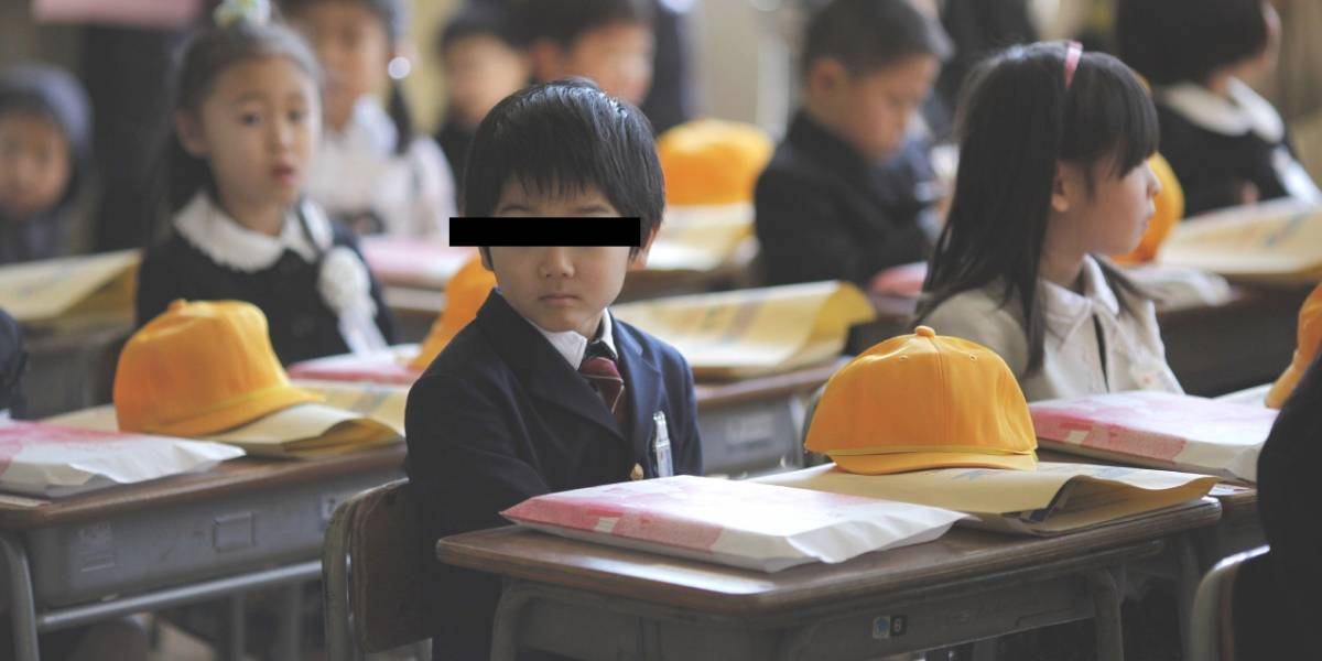 Salud: La fobia a la escuela es real, principalmente en Japón