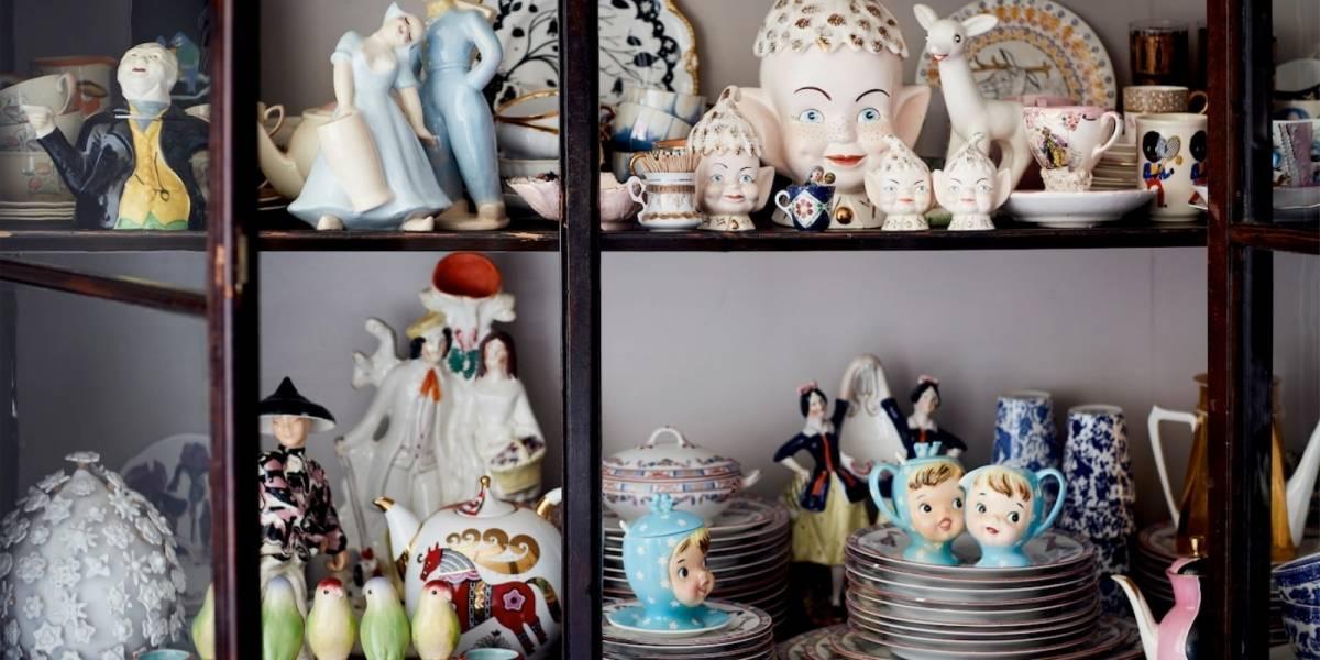 Decoração: 5 ideias para criar uma coleção em sua casa