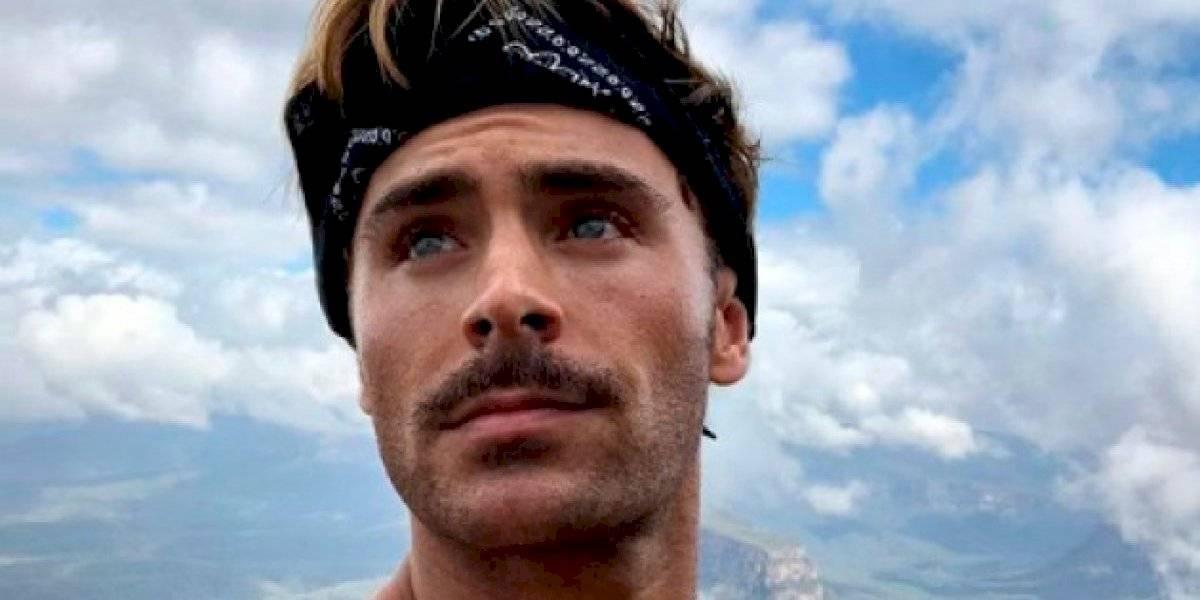 Zac Efron al borde de la muerte tras contraer letal virus en su viaje a Guinea