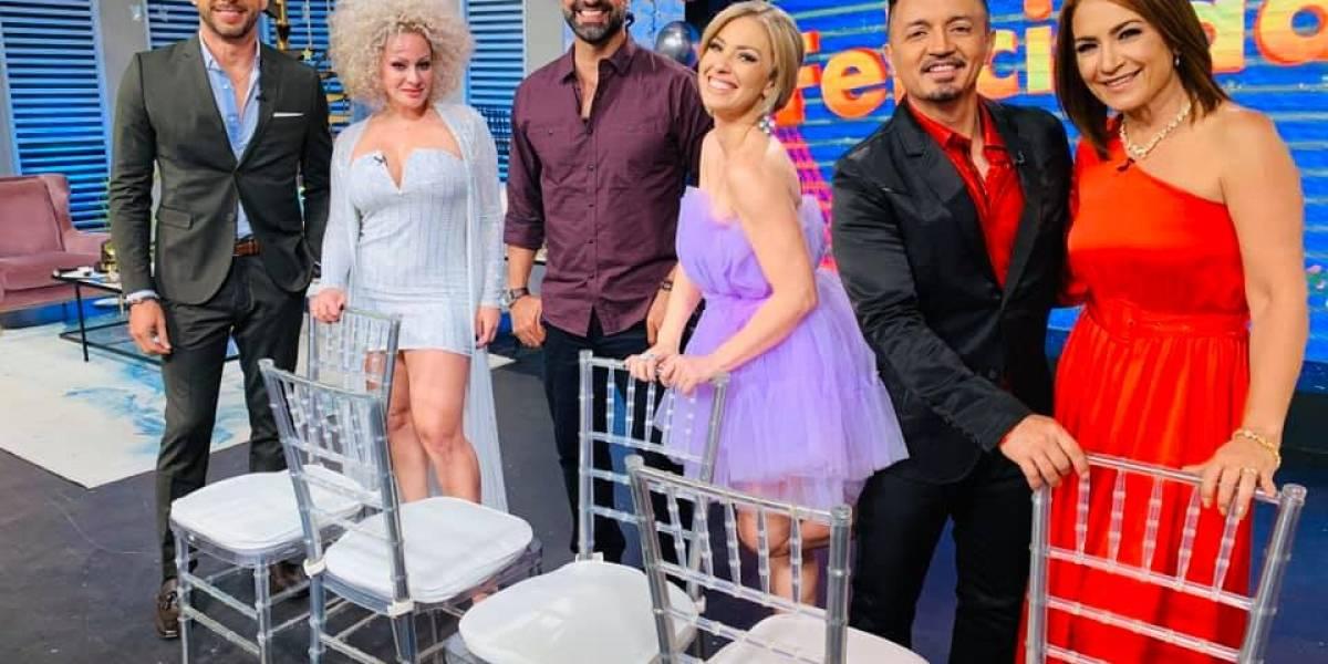 Natalia Rivera sufre su última caída del año en televisión