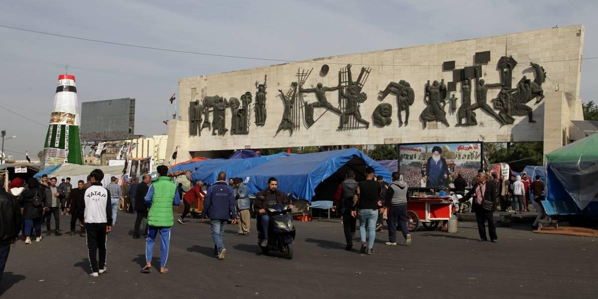 Militantes chiíes invaden embajada de Estados Unidos en Irak