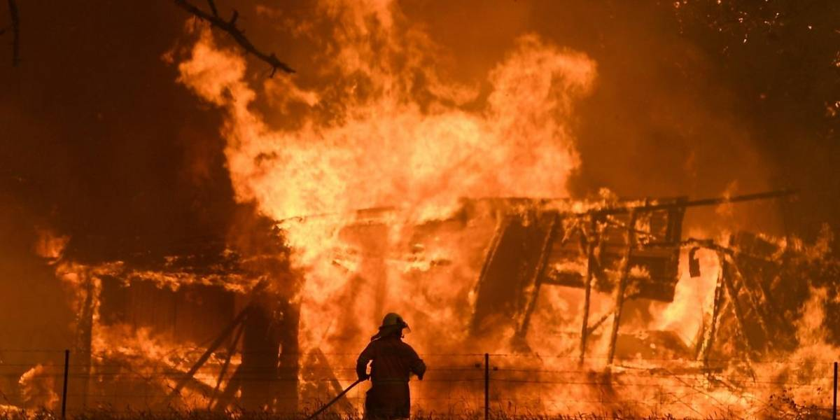 Chilenos en Australia relatan experiencia de haber vivido los incendios forestales