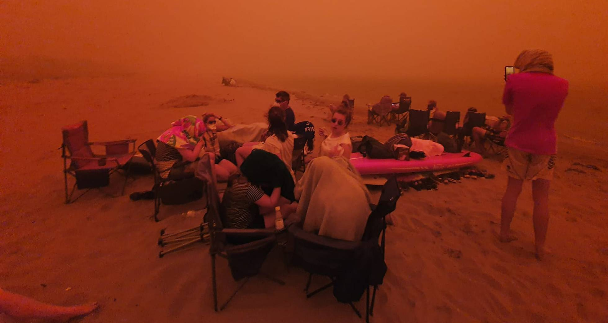 Australia declara estado de emergencia por incendios forestales