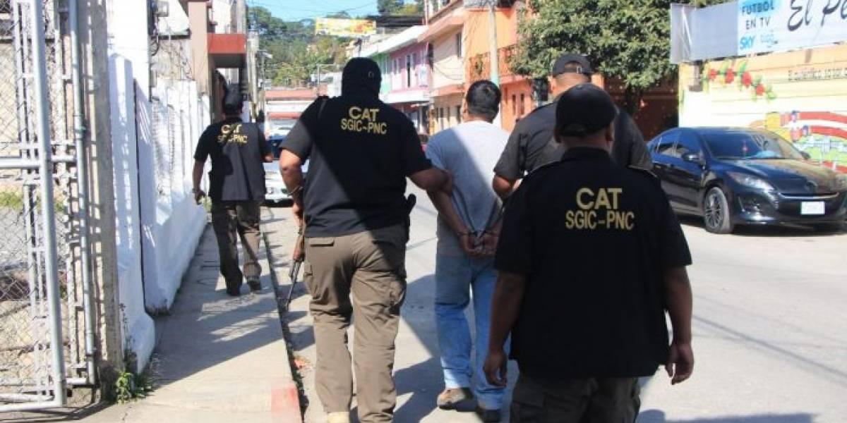Detienen a guatemalteco señalado de asesinato y pedido en extradición por EE. UU.