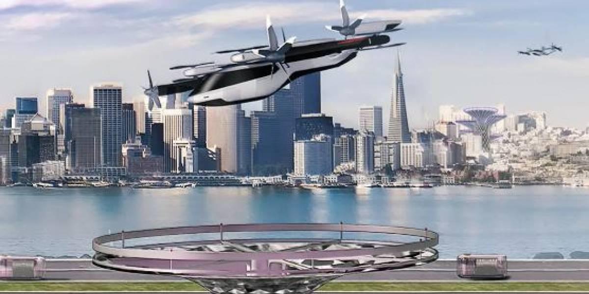 Hyundai presentará su auto volador en CES 2020