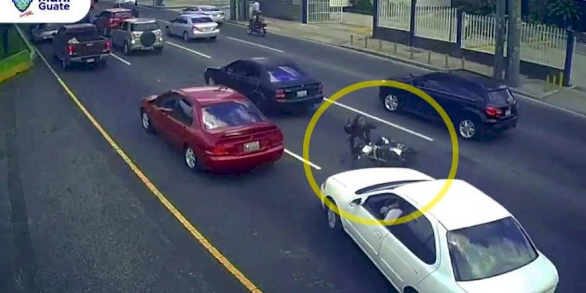 VIDEO. Comparten imágenes de imprudencias de conductores para hacer llamado