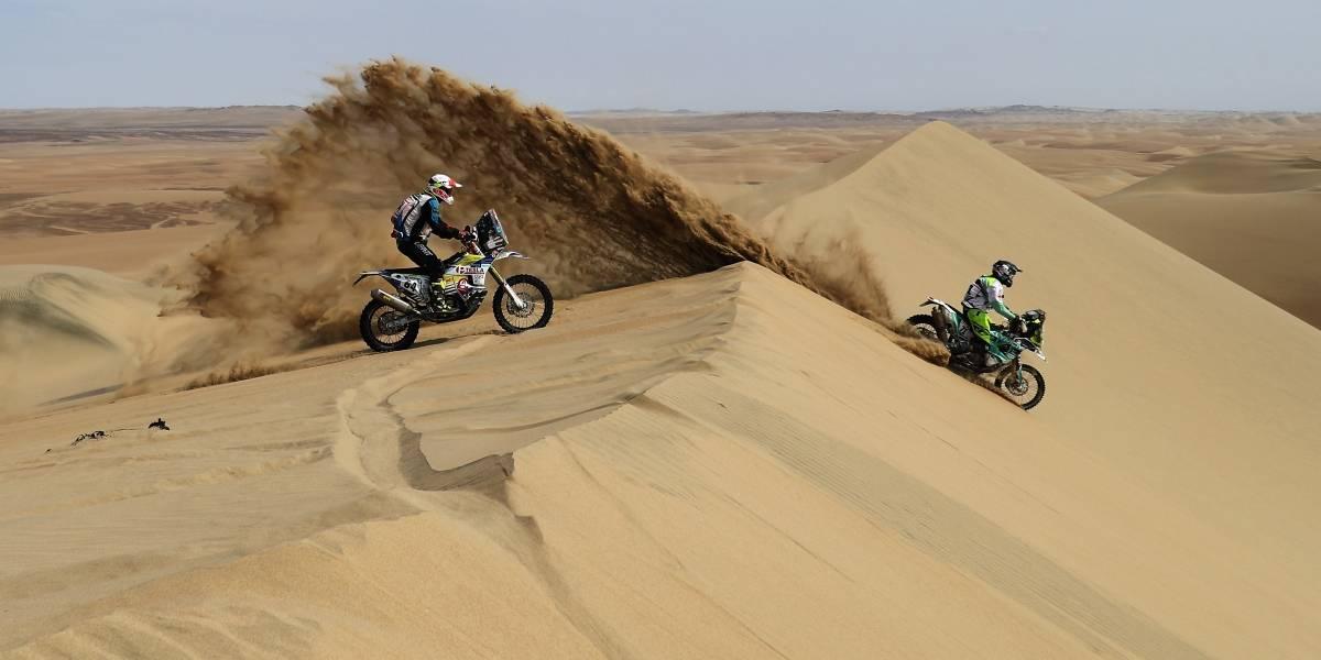 """El Dakar de la """"buena conducta"""" enciende motores en Arabia Saudita"""