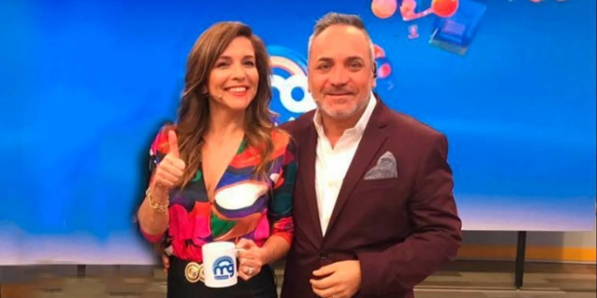 """""""Tendremos que reinventarnos"""": el lamento de Luis Jara tras la salida de Karla Constant de """"Mucho Gusto"""""""