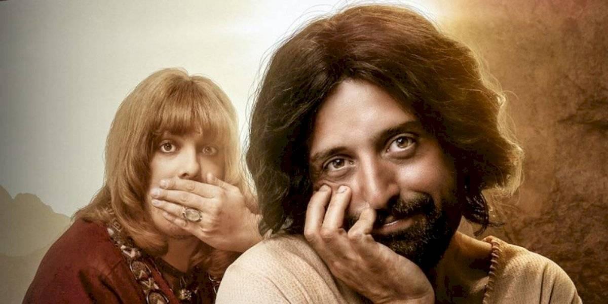 Identifica a autor de ataque contra creadores de serie de Jesús gay de Netflix