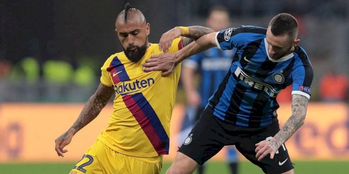 """""""El Barcelona no tiene intención de deshacerse de Vidal"""": En España le dan un portazo al Inter"""