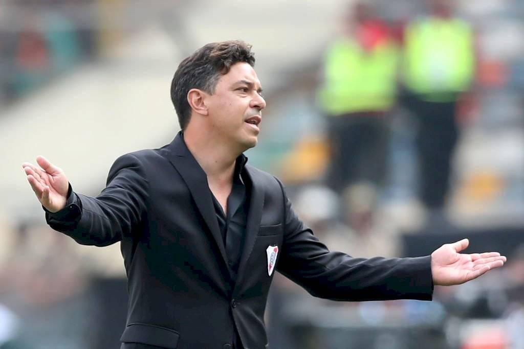 El Muñeco Gallardo vuelve a ser el mejor DT de América / Foto: Getty Images