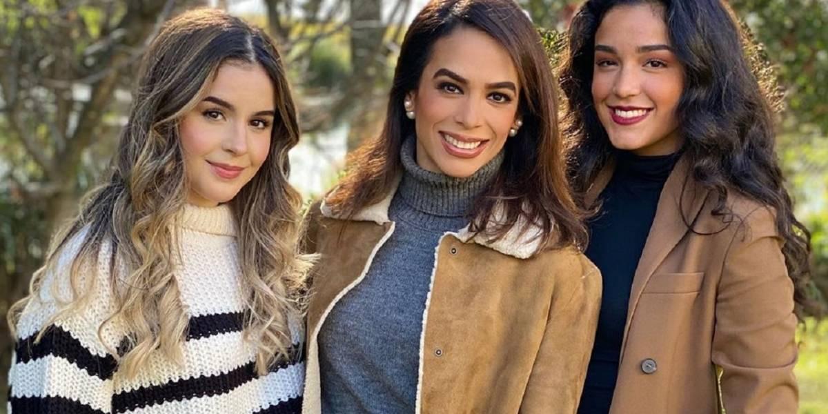 Las hijas de Biby Gaytán y Eduardo Capetillo sorprenden en Instagram con un divertido consejo de belleza