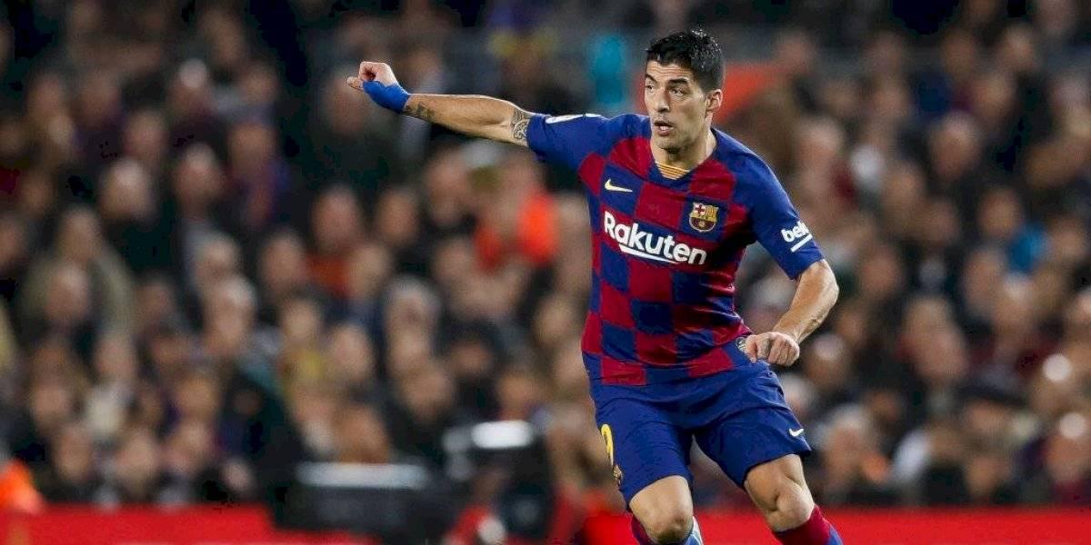 Luis Suárez desea renovar con el Barcelona