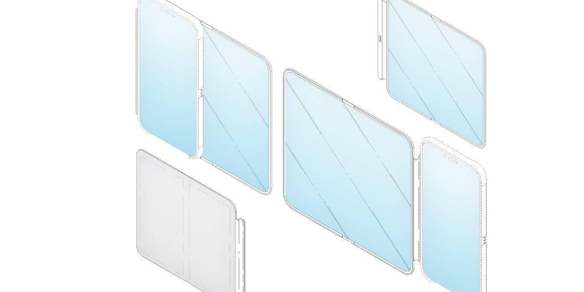 LG quiere reinventar el Smartphone de pantalla plegable con esta patente