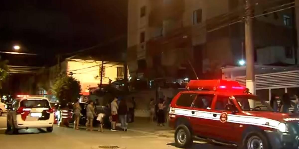 Queda do elevador em Santos: criança pediu para descer pela escada e se salvou